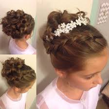 Little Girl Hair Style little girl updo wedding hairstyle instagram camfamsisters 5048 by wearticles.com
