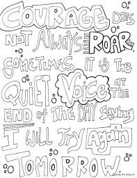 Courage Coloring Page At Getdrawingscom Free For Personal Use