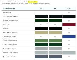 Kwall Paint Colors Paint Colors Chart Exterior Colour Charts