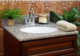 Bathroom Vanity Granite Lesscare Bathroom Vanity Tops Granite Tops Burlywood