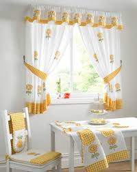 ... Medium Size of Kitchen: Kitchen Door Curtain Ideas Red Flower Fabric  Windows Curtain Kitchen Curtain