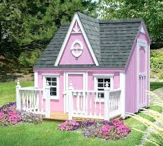 outside playhouses