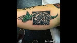 тату динозавр фото и эскизы а также значение в салоне Tattoo 77 в