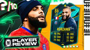 FIFA 21 86 MOMENTS KURZAWA PLAYER REVIEW   FIFA 21 Ultimate Team - YouTube