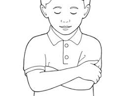 Small Picture Coloring Page Of A Little Boy And Girl Free Coloring Page Today