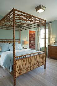 Things We Love: Bamboo | Beach Chic | Bedroom, Master Bedroom ...