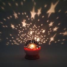 Night Stars Bedroom Lamp Aliexpresscom Buy New Rotation Night Lights Lamps Star Sky