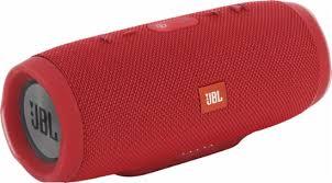 jbl speakers bluetooth. jbl - charge 3 portable bluetooth speaker red angle_zoom jbl speakers