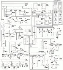1993 ford explorer wiring diagram chart gallery