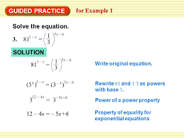 guided practice for example 1 solve the equation