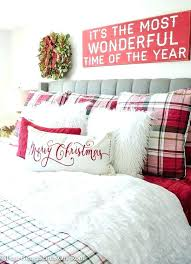 living quarters bedding red plaid bedding plaid bedroom featuring white walls red plaid bedding and a living quarters bedding