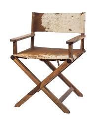 billie director chair
