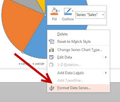 Rotate Chart In Excel Powerpoint Rotate Pie Chart