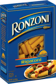 Image result for Ronzoni