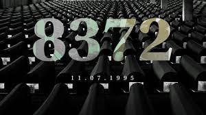 Srebrenitsa Katliamı 8372 Nedir