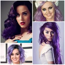 Hairstyle Color Gallery edgy purple hair color ideas best hair color trends 2017 top 7376 by stevesalt.us