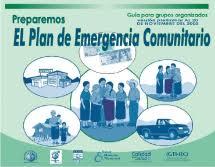 plan de emergencias familiar preparemos el plan de emergencia comunitario lets prepare our