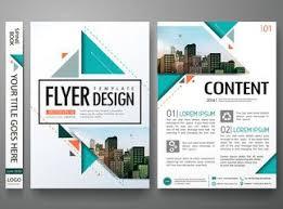 Presentation Flyers Flyers Design Template Vector Brochure Report Business