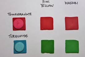Premo Color Mixing Chart New Polymer Primaries Chart Maggie Maggio