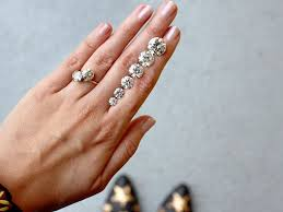 Engagement Ring Carat Size Chart Diamond Carat Size Everything To Know