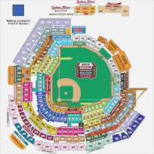 Busch Stadium Map With Rows Maps Template Sample Ley6blvywj