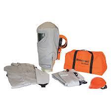 Arc Flash Protection Clothing Kit Gray