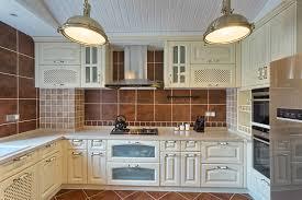 kitchen backsplash white cabinets. Kitchens With White Cabinets And Tile Floors Kitchen Dark Countertops Backsplash