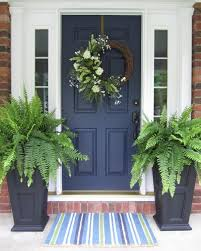 colored front doorsFront Door Colors I93 All About Cool Home Designing Ideas with