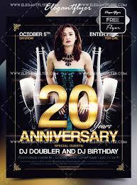 63 Premium Free Psd Party Night Club Flyer Templates