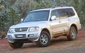 2004 Mitsubishi Montero - Information and photos - ZombieDrive