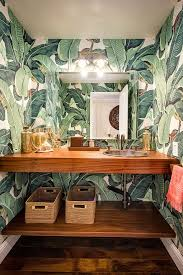 Get Ready for Summer STUNNING with These Tropical Bathrooms | BETTER ...