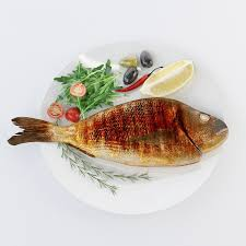 cooked fish images. Simple Fish Cooked Fish 3d Model Max Obj Mtl Fbx 3 On Cooked Fish Images