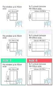 Standard Window Sizes Chart Sici Com Co