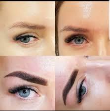 перманентный макияж фото салон красоты эйдос гберезники
