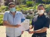 משרד הרווחה העניק תעודת הוקרה מיוחדת למחלקה לשירותים חברתיים בנשר על פועלה למען התושבים בעיר בזמן הקורונה