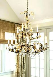 pieces crystal chandelier used chandeliers old nice with crystals