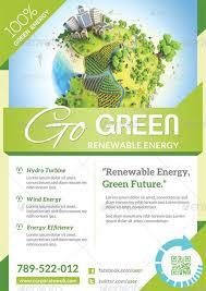 Green Brochure Template 27 Green Flyer Templates Psd Vector Eps Free Premium Templates
