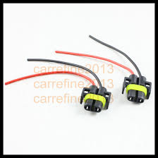 online get cheap 880 bulb socket aliexpress com alibaba group 2pcs 880 881 889 female adapter wiring harness sockets wire for driving lights 880 881 led