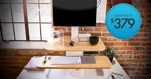 standing desk evodesk xe