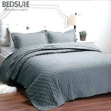 light gray quilt gray quilt bedding grey quilt set diamond pattern bedspread bed cover quilted bedding set duvet cover gray quilt light blue gray quilt