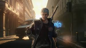 Image result for devil may cry 5 nero ending with nico