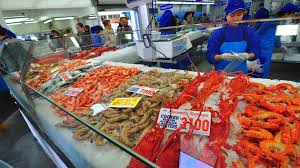 Fish Market With Red Claw Seafood ...