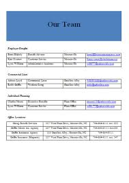 employee benefits package template employee benefits package sample template d templates
