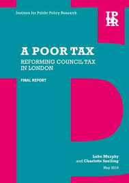 A Poor Tax Reforming Council Tax In London Final Report