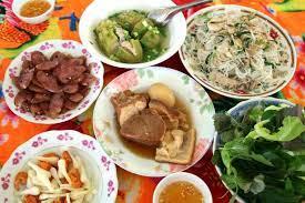 ベトナム 正月 料理