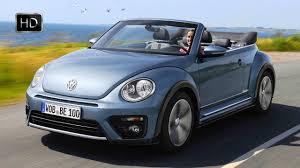 volkswagen beetle convertible blue. 2017 volkswagen beetle convertible denim edition exterior interior u0026 road drive hd blue