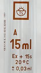 Laboratory Volumetric Glassware Used In Titration Burette