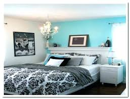 Tiffany Blue Bedroom Ideas Blue Bedrooms Blue White And Black ...