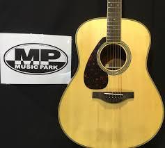 yamaha ll16. yamaha ll16 ntl left handed acoustic electric guitar ll16