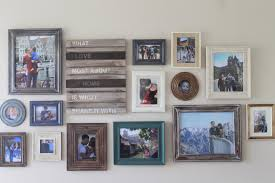 rustic picture frames collages. Rustic Picture Frames Collages